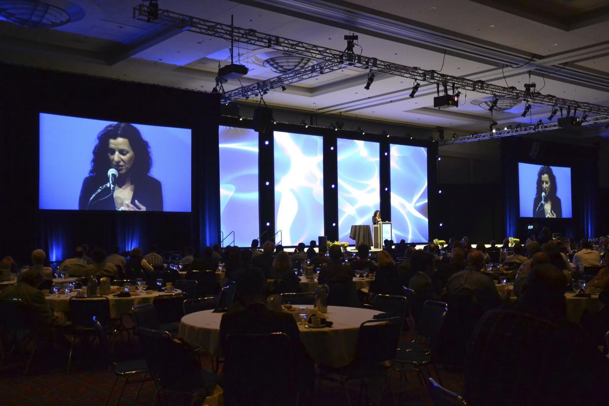 photo of IOSC keynote