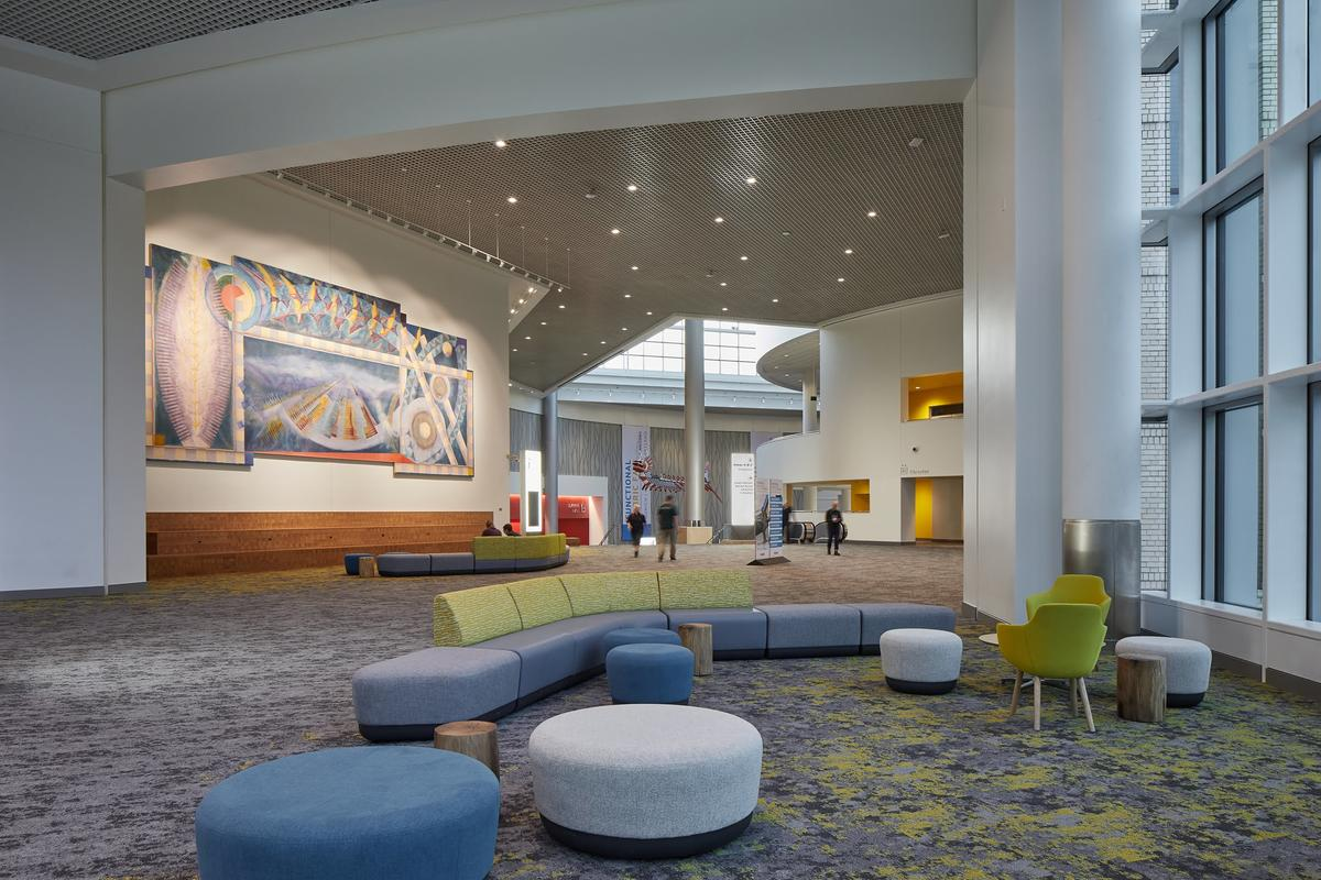 Oregon Convention Center Interior Renovation