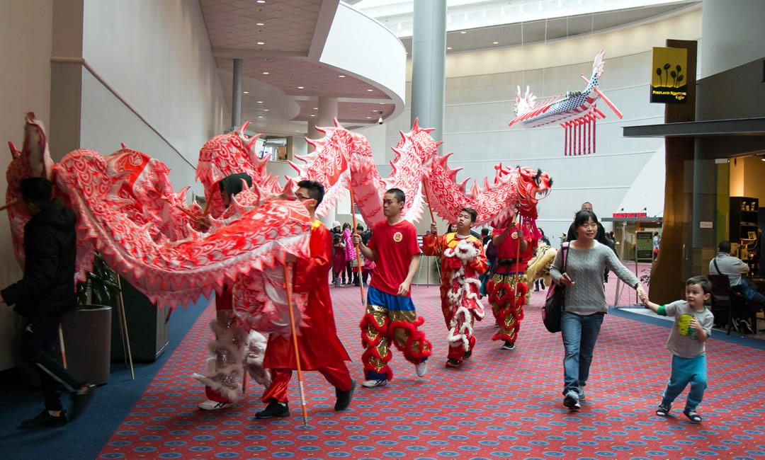photo of Chinese New Year Celebration