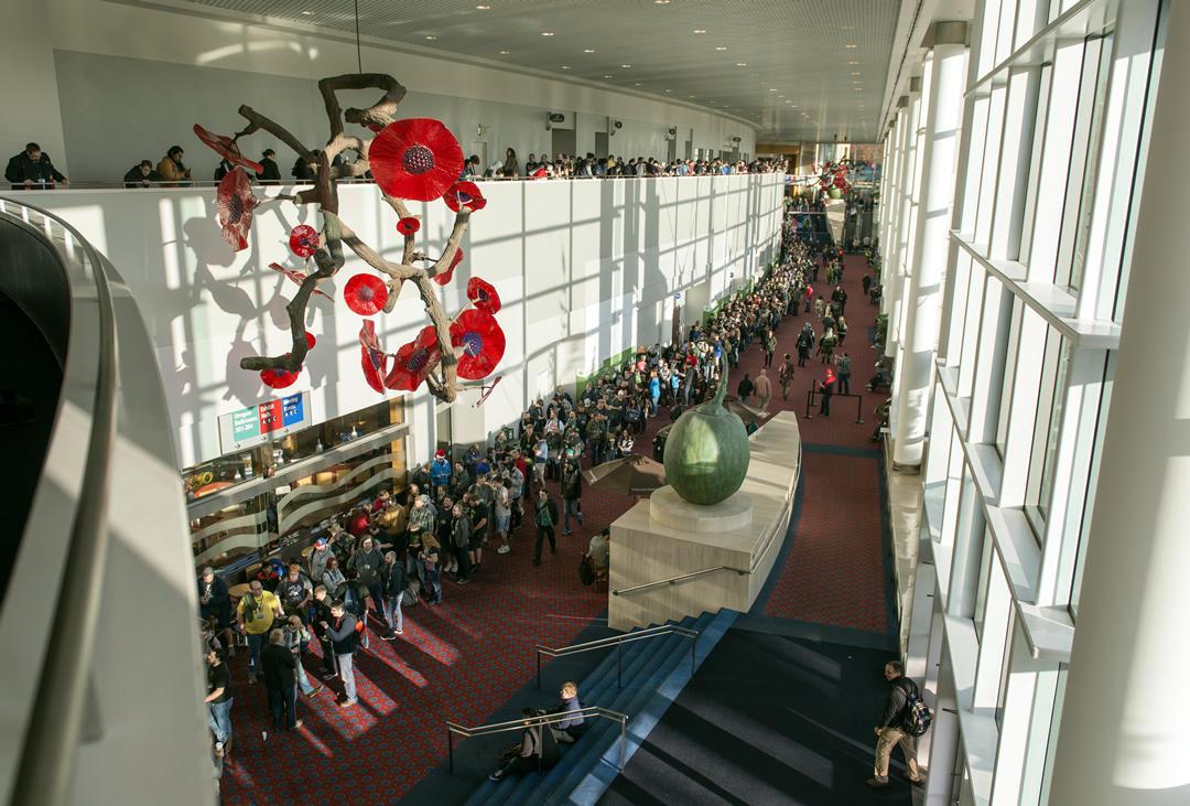 photo of Ginkoberry Concourse