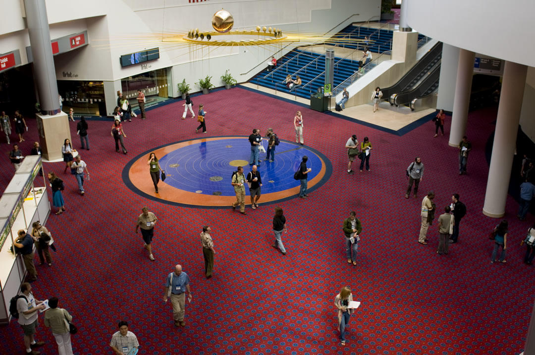photo of Hall A-B Pre-function Area