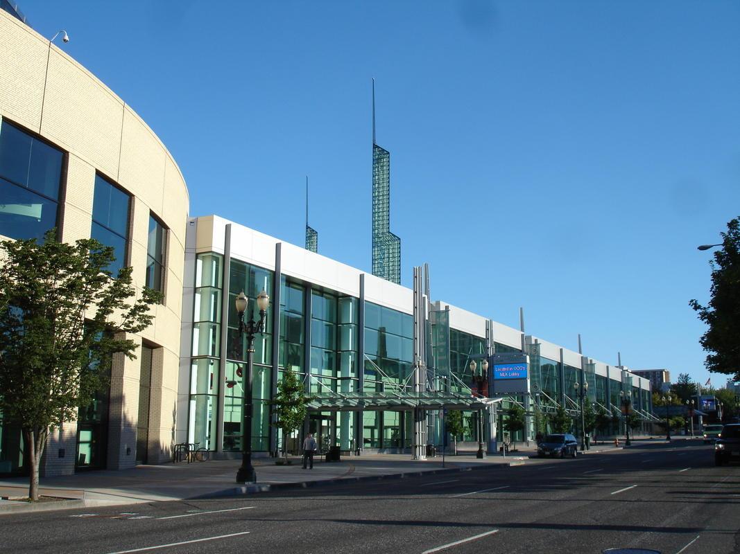 Oregon Convention Center Hall E