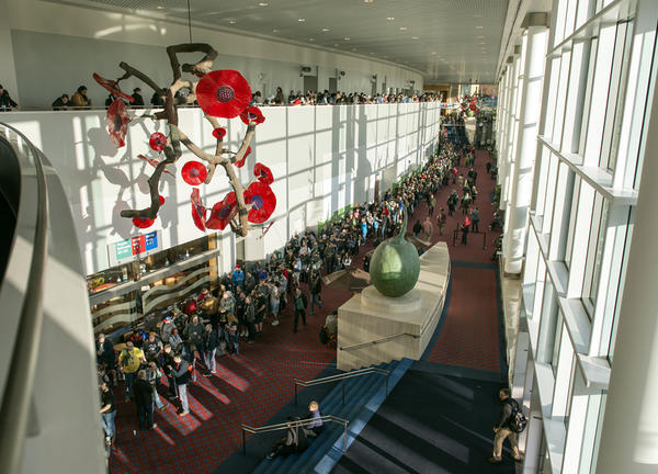 photo of Ginkoberry Concourse