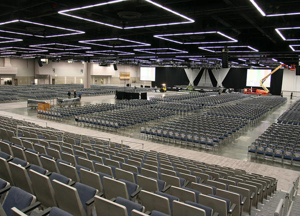 photo of event space