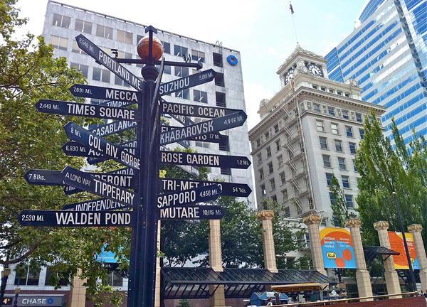 photo of Portland