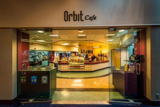 photo of Orbit Cafe